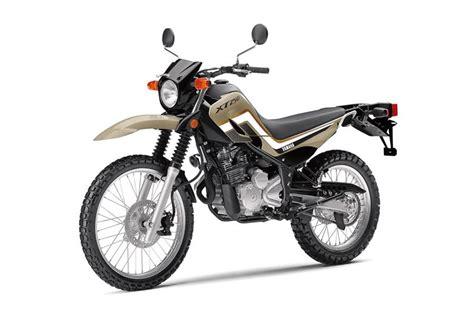 New 2018 Yamaha Xt250 & Tw200 Dual-sport Motorcycles