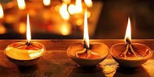 Deepavali Lamp Photo