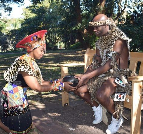 Zulu Traditional Wedding Culture Ceremony Colours Songs