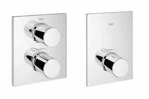 Miscelatori termostatici per lavandini e docce