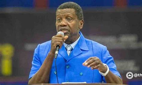 """Nigerians were shocked about the news of the demise of dare adeboye, one of the sons of pastor enoch adejare adeboye, the general overseer of the redeemed christian church of god. Pastor Adeboye Releases New Prophecy, says' """"More Disaster ..."""