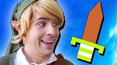 Zelda In Real Life Youtube