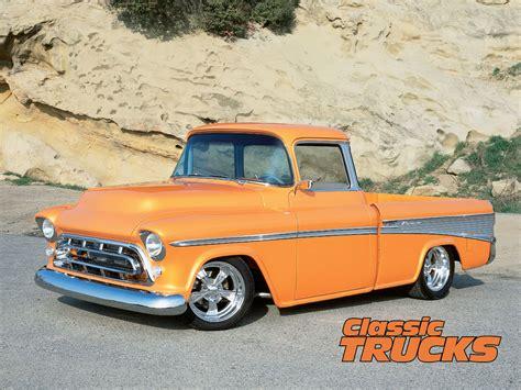 Pin Classic Truck Hd Desktop Wallpaper High Definition