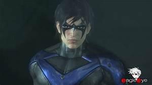 Batman-Online News - Nightwing playable in Arkham City