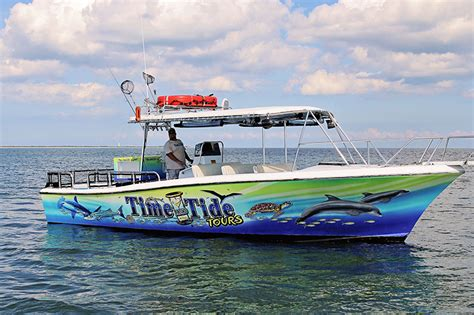 Canaveral Custom Boats by Fleet All Water Adventures