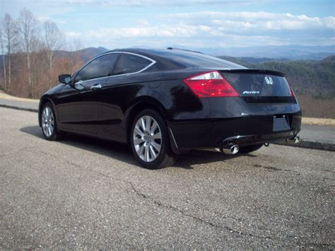Honda Accord Coupe Ex-l V6. Best Photos And Information Of