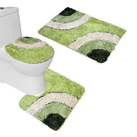 piece bathroom mat sets advantage