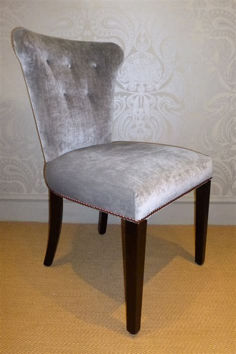 plain gray velvet dining chairs chair in soft grey