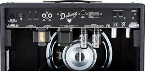 Fender Deluxe Vm Amp