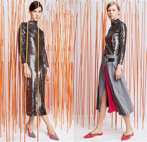 Tanya Taylor 2018-2019 Fall Winter Womens Presentation | Denim Jeans Fashion Week Runway ...
