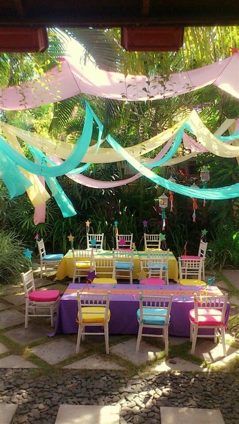 16 Best Images About Bali Birthday Party On Pinterest