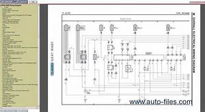 Lexus Lx 570  Repair Manuals Download  Wiring Diagram