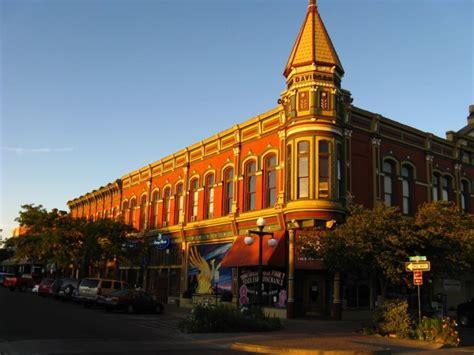 ellensburg washington historic towns wa