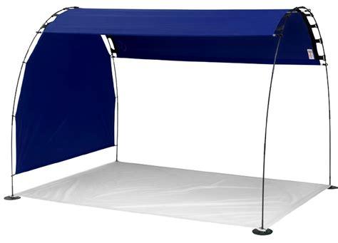 portable shade canopy new outdoor cabana shade lightweight navy canopy uv