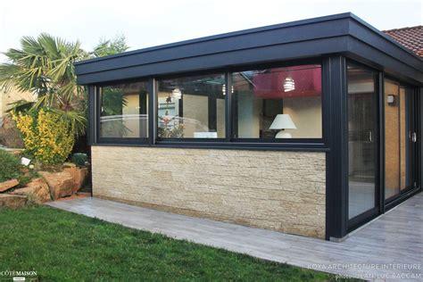 chambre veranda extension véranda pour la rénovation d 39 une maison à