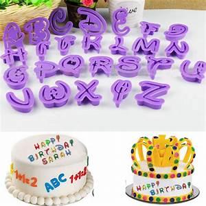 Emporte Piece Lettre : emporte pi ce alphabet chiffre lettre moule gateau ~ Melissatoandfro.com Idées de Décoration