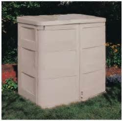 suncast gs3000 horizontal storage shed 45 cubic ft outdoorandabout