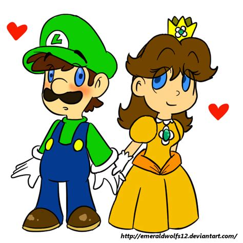 luigi and by mariobrosyaoifan12 on deviantart