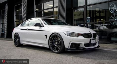 Bmw 435i By Performance One Looks Almost Like An M4