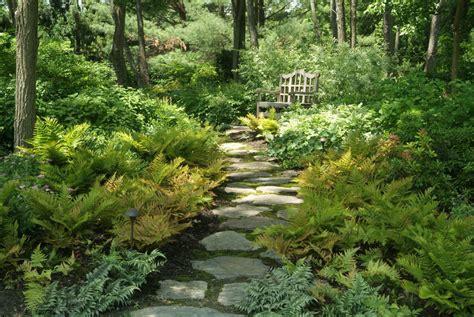 shade garden plans landscape design portfolio sisson landscapes