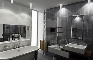 Salle de bain lieu de bien etre for Salle de bain design avec décoration cinéma maison