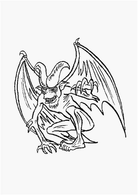 kleurplaat monsters animaatjesnl