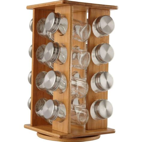 Spice Rack Argos by Buy Home Wooden Revolving Spice Rack At Argos Co Uk Your