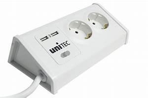 Steckdosenleiste Mit Usb : unitec 2 fach steckdosenleiste mit 2 usb ports ~ A.2002-acura-tl-radio.info Haus und Dekorationen