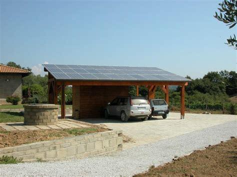 tettoie fotovoltaiche realizzazioni roma e viterbo