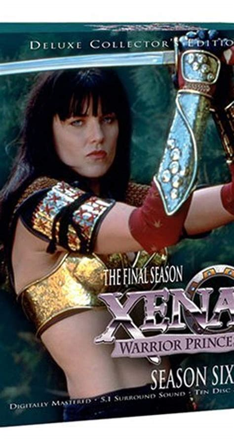 quot xena warrior princess quot to helicon and back tv episode