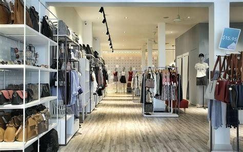 small clothes shop design decoration furniture boutique