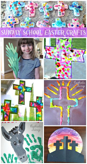 easter traditions for the christian family 393 | sunday school easter crafts for kids