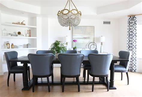 modern wingback dining chairs making  lovely
