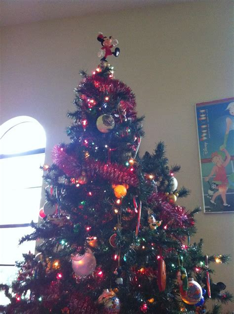 my mickey mouse christmas tree adventures with jen cook