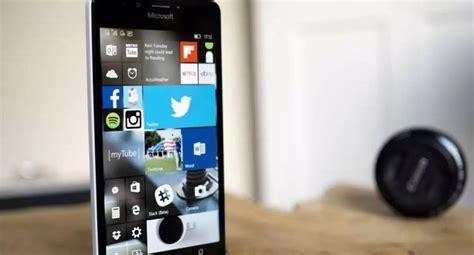 windows 10 mobile microsoft n 227 o planeja atualizar a linha