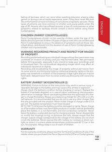 Parrot Drones Skc2b Skycontroller 2 User Manual Bundle Fpv
