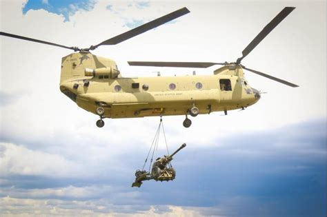Boeing receives $276.6M contract for CH-47 Chinook