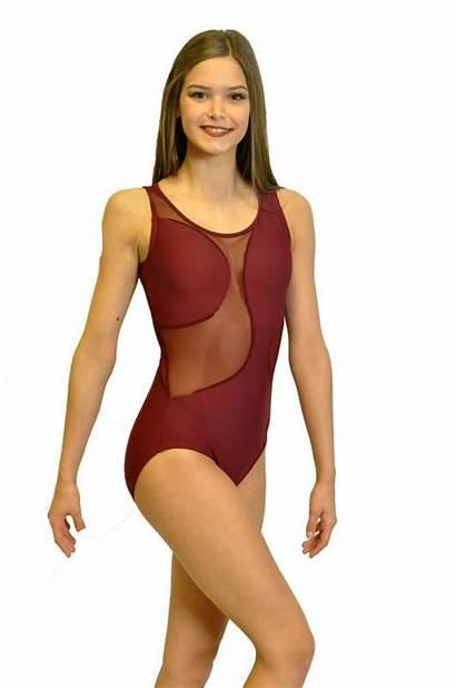 Leotard Designs Nora Adult Mesh Dance Pink