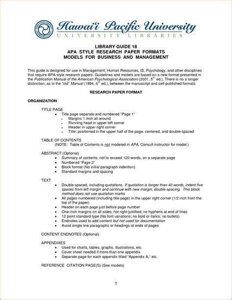 apa research paper template apa paper template cyberuse
