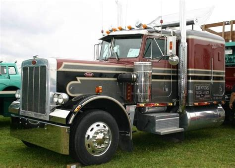 151 best images about peterbilt color guide on