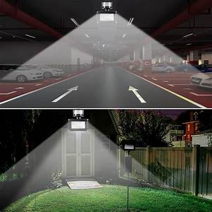 Outdoor Led Security Flood Motion Sensor Light