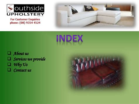 Upholstery Perth by Furniture Upholstery Perth