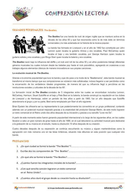 Fichas De Comprensión Lectora Para Primaria  Leer Y Comprender  Learning Spanish, Spanish