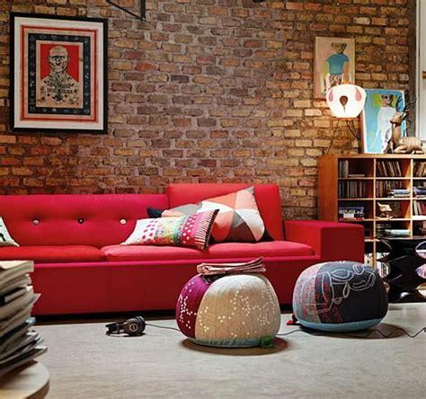 sofa vermelho parede verde 25 melhores ideias de sof 225 vermelho no pinterest sof 225 s
