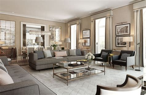 Interior Design Wohnzimmer by Interior Design Ideen F 252 R Ein 246 Ses Wohnzimmer