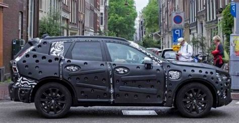volvo xc redesign  review carco