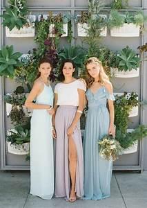 Tenue Mariage Boheme : 1001 id es pour la robe pastel pour mariage trouvez les meilleures ~ Dallasstarsshop.com Idées de Décoration