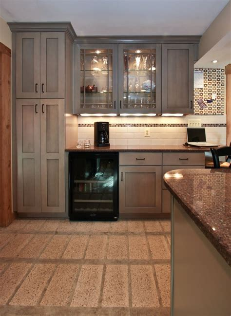 grey kitchen cabinets with black appliances 22 best images about for the home on grey 8358