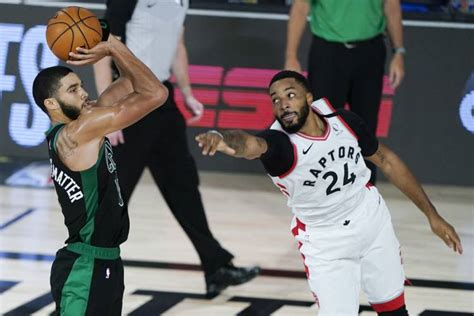Celtics roll past Raptors 112-94, take 1-0 East semis lead
