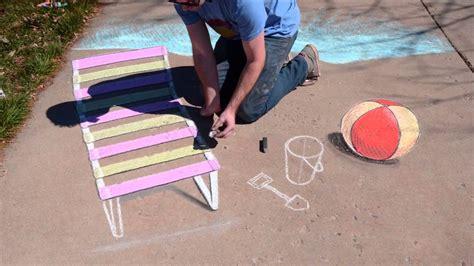 crayola sidewalk chalk art series bring  beach